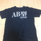 AB型Tシャツ