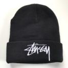 STUSSYのニット帽
