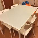 ダイニングテーブル&イスセット