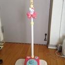 キティー 子供用 おもちゃ マイク スタンド アイドルごっこ
