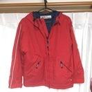 CHUR♪スノーボード用ジャケットSサイズ♪中古♪赤💌普段着に!