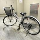 当時一万円程購入 26インチ自転車