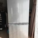 SHARP ノンフロン冷凍冷蔵庫  2014年製