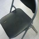 【ジャンク品】パイプ椅子(2脚)無料