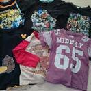 110~120 Tシャツセット