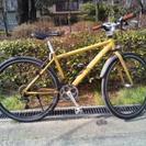 アルミフレームクロスバイク70-35C