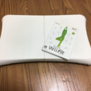 Wii Fit  のソフトとバランスWiiボード
