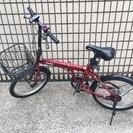JEEP 折りたたみ自転車 20インチ