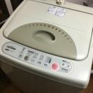 【2004年製】東芝自動洗濯機