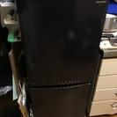 SHARP/冷蔵庫/SJ-14S-B/どっちもドア/黒/