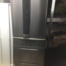 TOSHIBA大型冷蔵庫