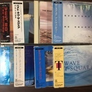 THE SQUARE(T-SQUARE)CD 8枚
