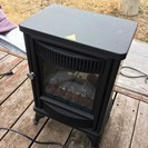 暖炉型温風ヒーター 2000円