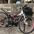 【取引中】26インチ 自転車
