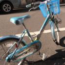 子供用自転車譲ります