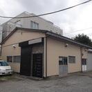 鶴見中央 貸倉庫、工場40坪2トン車1台駐車可!