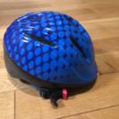 OGK 自転車 幼児用ヘルメット 47-51cm プロテクターつき