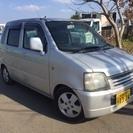 乗り出し14万円 ワゴンR 車検2年付 下取り可