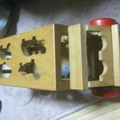 木製*どうぶつパズル*安心安全