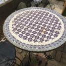 【無料】ガーデンテーブルセット