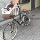 自転車 子供乗せ