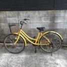 【ジャンク品】自転車 26インチ 変速機付き