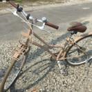 6段変速レディース自転車