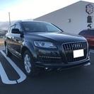 ■値引き可■H24 Audi Q7 3.0 TFSI クワトロ4WD