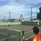 気軽にテニス( ・ᴗ・ )🎾🎾