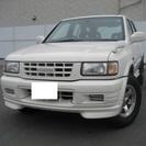 H11 いすゞウイザード 3.0DT4WD タイプSエアロ 検30...