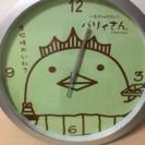 *取引限定  新品バリィさん時計  大阪市淀川区