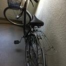 普通の自転車