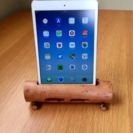 iPad mini スタンド兼スピーカー