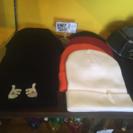 帽子 各種 800円〜
