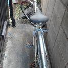 自転車 後輪パンク