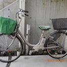 電動自転車お譲りします。