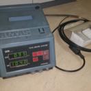 排ガステスター 認証工具
