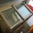 ジャンク品、冷凍庫ストッカー、無料