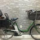 ブリジストン アンジェリーノアシスタ リチウム 電動自転車 チャイ...