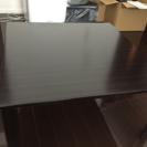 ニトリの正方形テーブル
