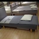 IKEA 脚付マットレス
