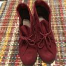 ブーツ美品