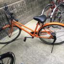 新車 6段変速自転車26インチ 2万5千円値引き!