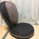 座椅子 茶色 リクライニング 超美品