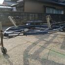 シーマリントレーラー 2艇積み
