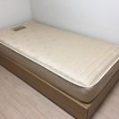 無印良品収納ベッド