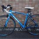 ロードバイク トレック TREK 1.2 青