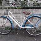 自転車 オートライト