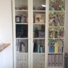 IKEA(イケア)、BILLY 書棚、ホワイト