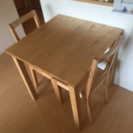 IKEA ダイニングテーブル セット